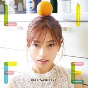 rika-tachibana_2nd_mini-album_life